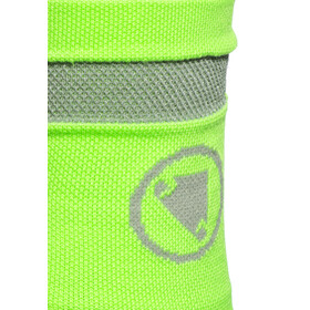 Endura Luminite Socken TwinPack hi-viz green/reflective